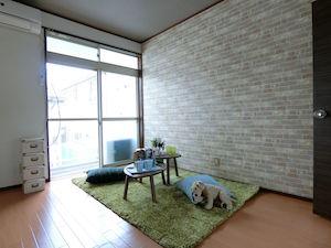 【東戸塚1K家賃UPも可能!】4ヶ月管理会社は家賃下げる提案のみなのに!
