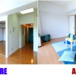 【空室827室】空室を埋める方法を実践したら、退去後リフォーム前に申込みがあった!