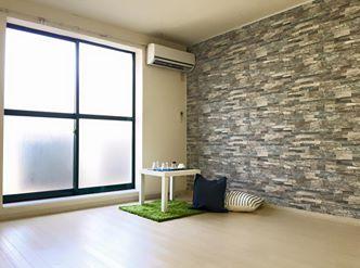 【空室を埋める方法】単身男性20代の低コストステージング〜茨城県牛久市家賃3万円1R