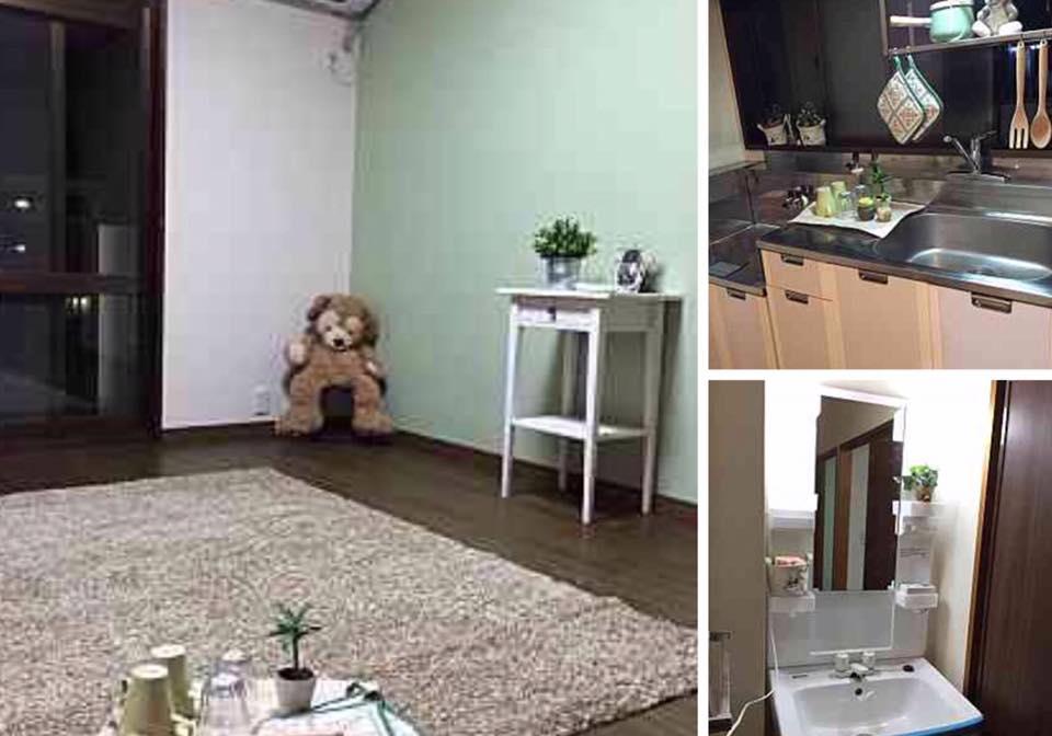 【市原市五井2DK】雑貨を置いたお部屋が入居の決め手になると実感です!