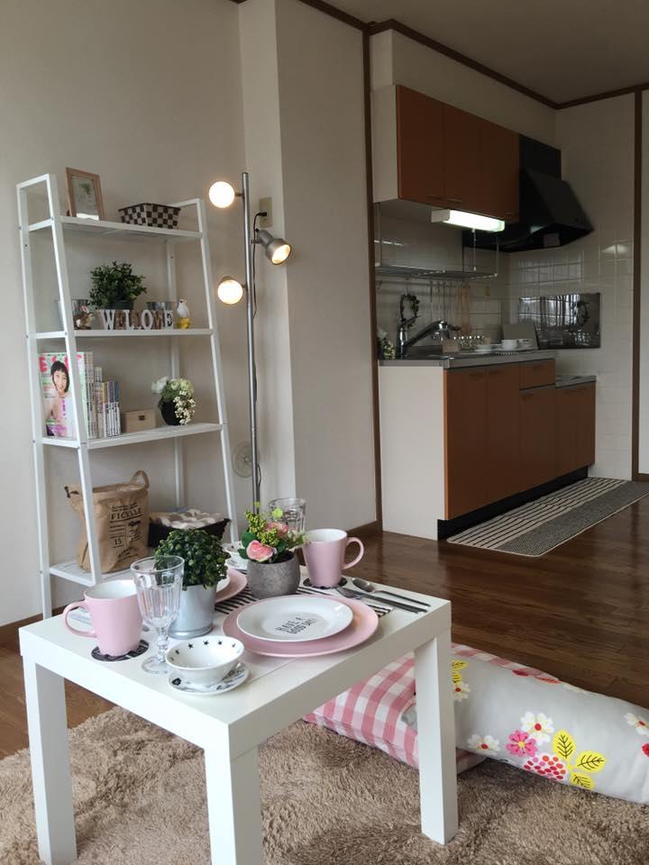 満室御礼【水戸2LDK家賃5.5万】空室対策の方法次第で3ヶ月間で空室7室が埋まった!