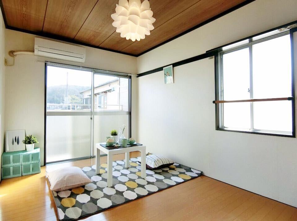 【岐阜県2DK家賃4万円】半年以上空室なら写真映えステージングで認知度アップさせましょう!