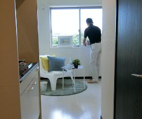 満室御礼【横浜市1K家賃5万円】繁忙期1ヵ月半で8室中1室しか入居が決まっていなかった
