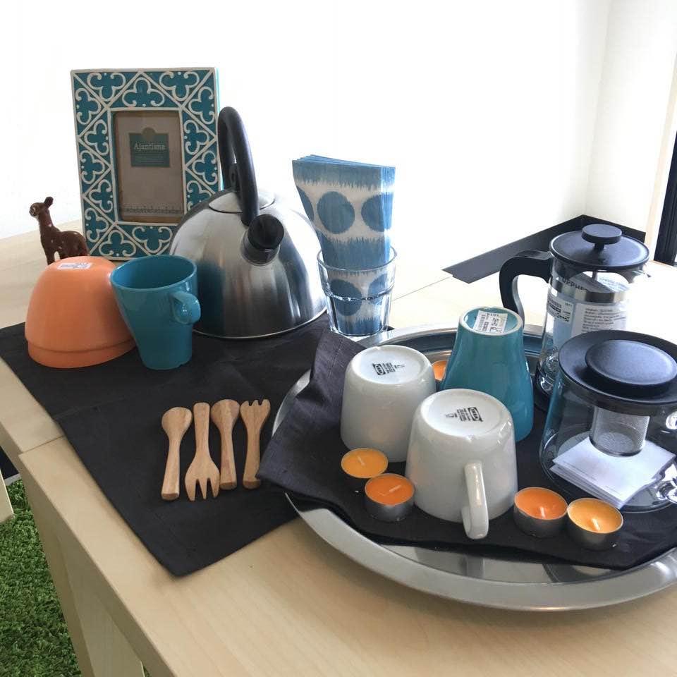 【空室を埋める方法】カフェ好きな2人暮らしをイメージしたステージング〜徳島市2LDK家賃5万以下
