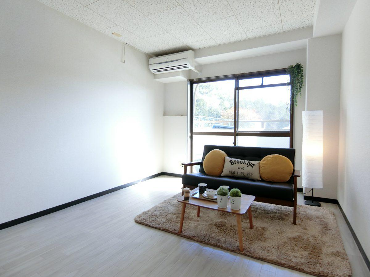 【空室を埋める方法】去年の繁忙期は入居者1名が2018年は5名申し込み〜京都1K家賃2万円〜