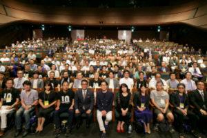 【祝400名】日本不動産コミュニティーの10周年記念講演会&パーティー開催!